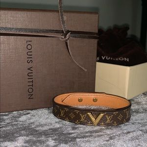 Authentic LV Bracelet